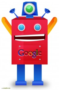 pic of the googlebot